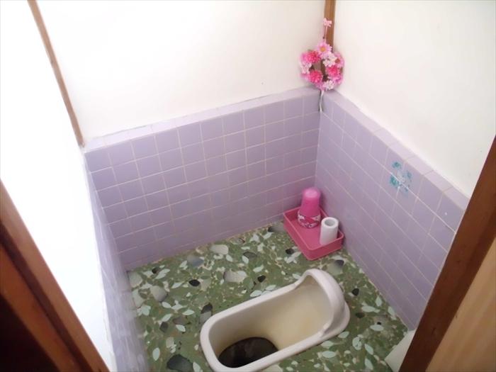 中津市 T様邸 トイレ改造工事